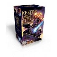 Keeper of the Lost Cities Collection Books 1-3 :Keeper of the Lost Cities; Exile; Everblaze