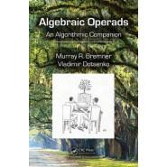 Algebraic Operads :An Algorithmic Companion