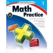 Math Practice, First Grade
