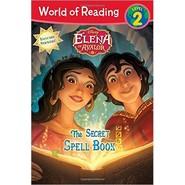 Elena of Avalor the Secret Spell Book