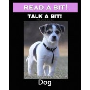 Read a Bit! Talk a Bit! Dog :Dog
