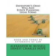 Davenport's Ohio Will and Estate Planning Legal Forms
