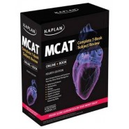 MCAT Complete 7-Book Subject Review 2018-2019 :Online + Book