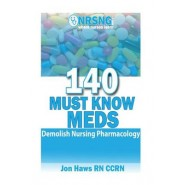 140 Must Know Meds :Demolish Nursing Pharmacology
