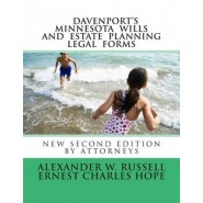 Davenport's Minnesota Wills and Estate Planning Legal Forms