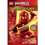Tournament of Elements :Graphic Novel Book 1
