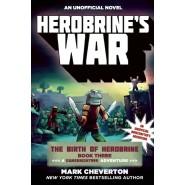 Herobrine's War :The Birth of Herobrine Book Three: A Gameknight999 Adventure: An Unofficial Minecrafter's Adventure