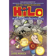 Hilo Book 4 :Waking the Monsters