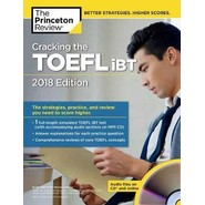Cracking the TOEFL iBT with Audio CD :2018 Edition