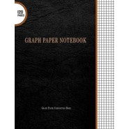 Graph Paper Notebook :Graph Paper Composition Book: 5mm Squares, A4 120 Pages, 8.5 X 11 Large Sketchbook Journal, for Mathematics, Sums, Formulas, Drawing Etc