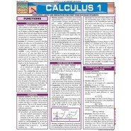 Calculus 1 :Reference Guide
