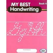 My Best Handwriting, Book 4 :Cursive