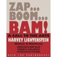 Zap...Boom...Bam! a Call to the Arts! :Memoir & Manifesto