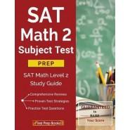 SAT Math 2 Subject Test Prep :SAT Math Level 2 Study Guide