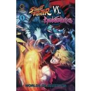 Street Fighter VS Darkstalkers Vol.1 :Worlds of Warriors