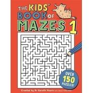 KIDS' BOOK OF MAZES