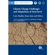 Climate Change Challenges and Adaptations at Farm-level :Case Studies from Asia and Africa