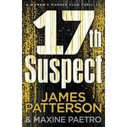 17th Suspect :(Women's Murder Club 17)