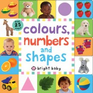 Colours, Numbers and Shapes :Lift The Flap Tab
