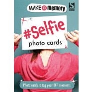 Make a Memory #Selfie Photo Cards :Tag Your BFF Moments