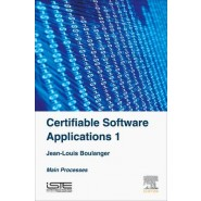 Certifiable Software Applications 1 :Main Processes :No. 1