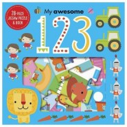 My Awesome 123 Jigsaw Puzzle