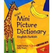 Milet Mini Picture Dictionary (Turkish-English) :Milet Mini Picture Dictionary (turkish-english) English-Turkish