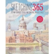 Sketching 365 :Build Your Confidence and Skills with a Tip a Day