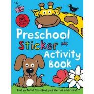Preschool Sticker Activity Book :Preschool Sticker Books