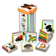 BOOK TOWER: I LOVE ANIMALS (STRIPEY ANT
