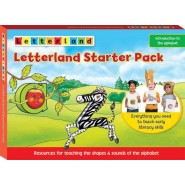 Letterland Starter Pack :Essential Early Years Teaching Resources
