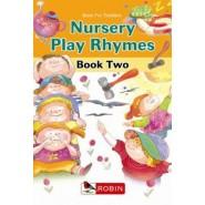 ROBIN:NURSERY PLAY RYHMES BOOK 2