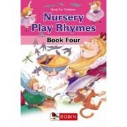 ROBIN:NURSERY PLAY RYHMES BOOK 4