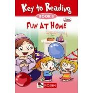 ROBIN: KEY TO READING: FUN AT HOME