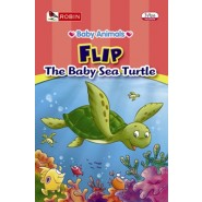 ROBIN:BABY ANIMALS - SEA TURTLE