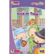 ROBIN: KEYWORDS: TRICK OR TREAT