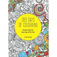 365 Days of Colouring :Creative Calm for Every Day of the Year