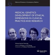 Medical Genetics :Development of Ethical Dimensions in Clinical Practice and Research