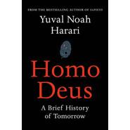 Homo Deus :A Brief History of Tomorrow
