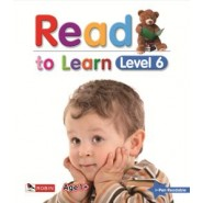 READ TO LEARN LEVEL 6 (BKS 1-5)