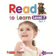 READ TO LEARN LEVEL 7 SET 1 (BOOKS 1-5)