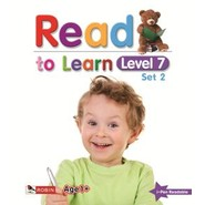 READ TO LEARN LEVEL 7 SET 2 (BOOKS 6-10)