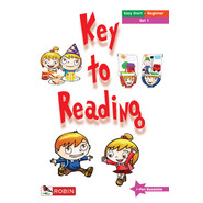 ROBIN:KEY TO READ (2ND ED)SET 1(BKS1-4)