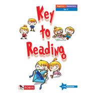 ROBIN:KEY TO READ (2ND ED)SET 2(BKS5-8)