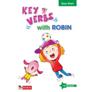 KEY VERB WITH ROBIN (EASY START)