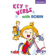 KEY VERBS WITH ROBIN-ELEMENTARY