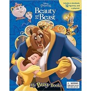 BUSY BOOK:DISNEY BEAUTY AND THE BEAST