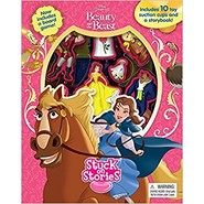 STUCK ON STORIES:BEAUTY AND THE BEAST