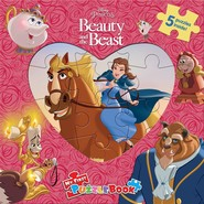FIRST PUZZLE BOOK:BEAUTY AND THE BEAST