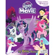 My Little Pony The Movie My Busy Book